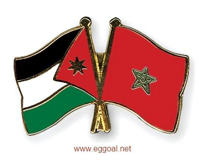 شاهد مباراة المغرب والأردن بث مباشر مباراة ودية اليوم 10-10-2016