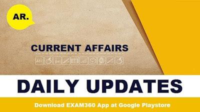 Current Affairs Updates - 29 & 30 October 2017