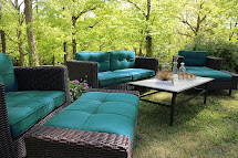 Ae Outdoor 6-piece Weather Wicker Wright Deep Seating