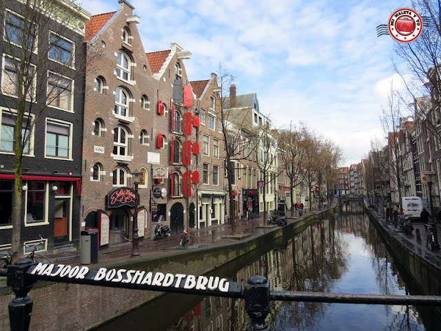 Amsterdam, Barrio Rojo