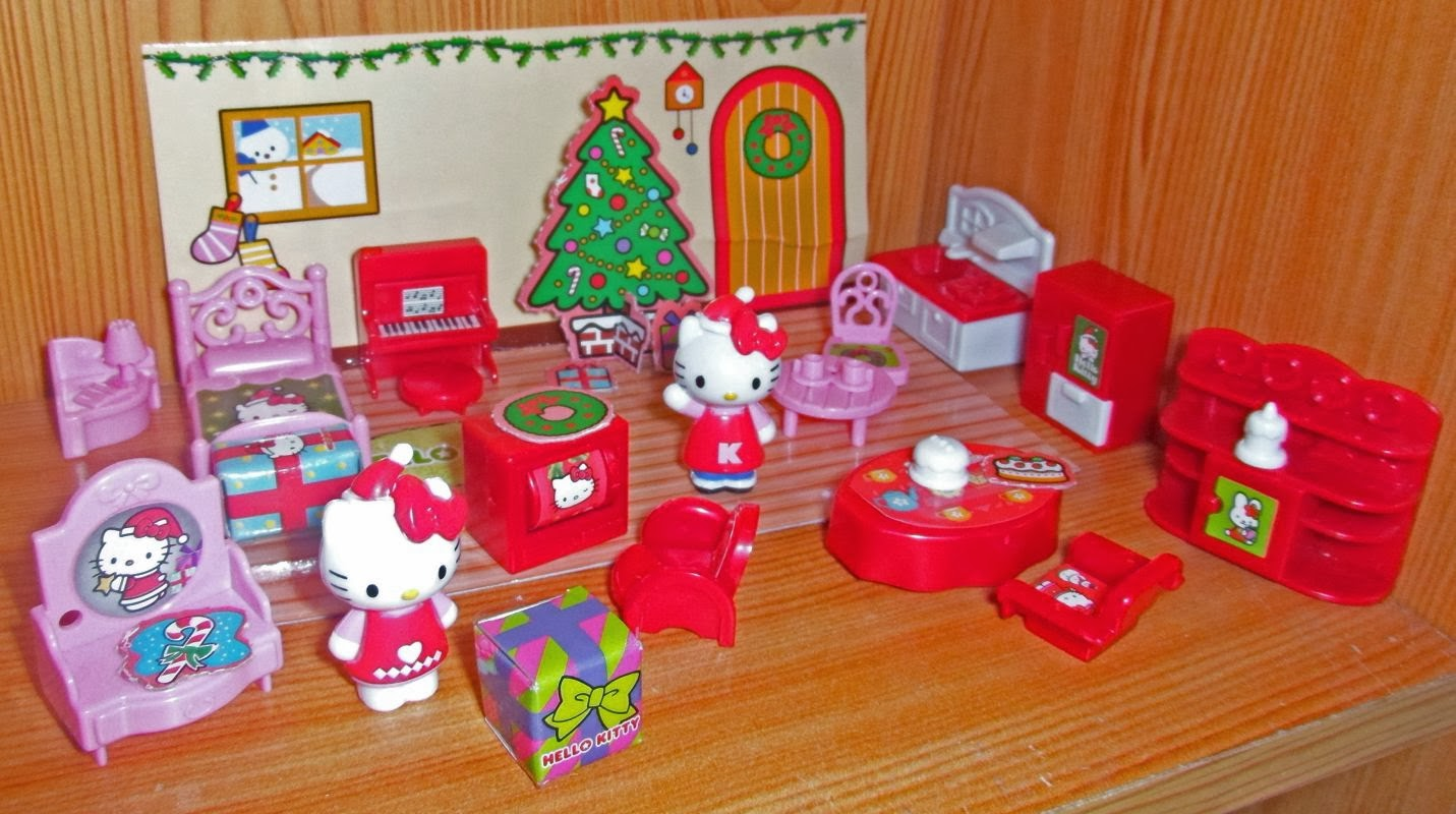 Calendrier De L Avent Minnie.C Est Trop Bien Le Calendrier De L Avent Hello Kitty