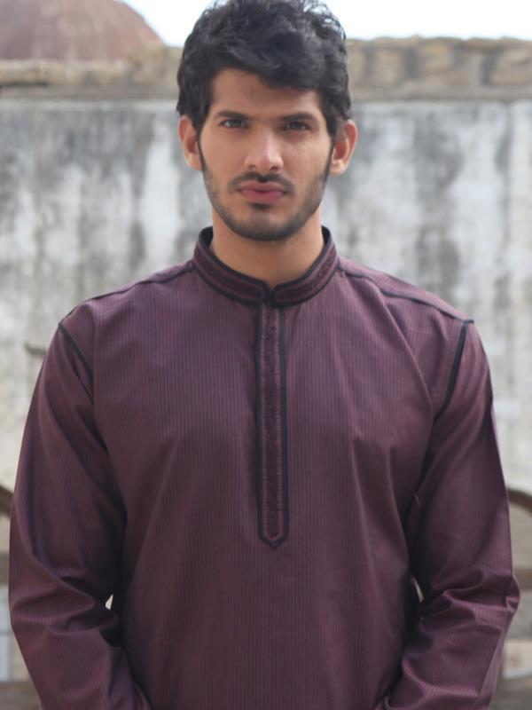 Mens Winter Fashion Clothes in Pakistan - Pakistani Kurta Dresses ...