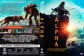 Alpha - Cover DVD