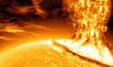 Sun flares cause anomalies in the structure of human cells planet-today.com
