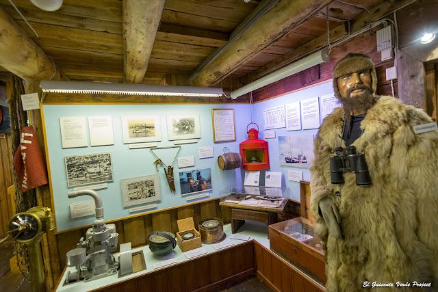 Investigaciones árticas, Museo Polar, Tromsø - Noruega, por El Guisante Verde Project