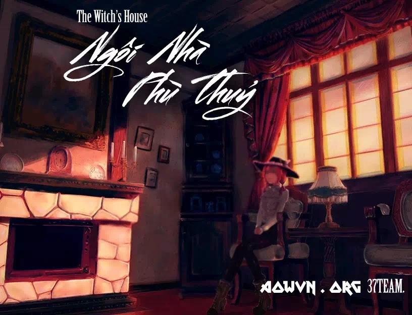AowVN.org game%2B%25285%2529 - [ HOT ] The Witch's House Việt Hoá | Game Kinh Dị Android & PC - Ngôi Nhà của Phù Thuỷ