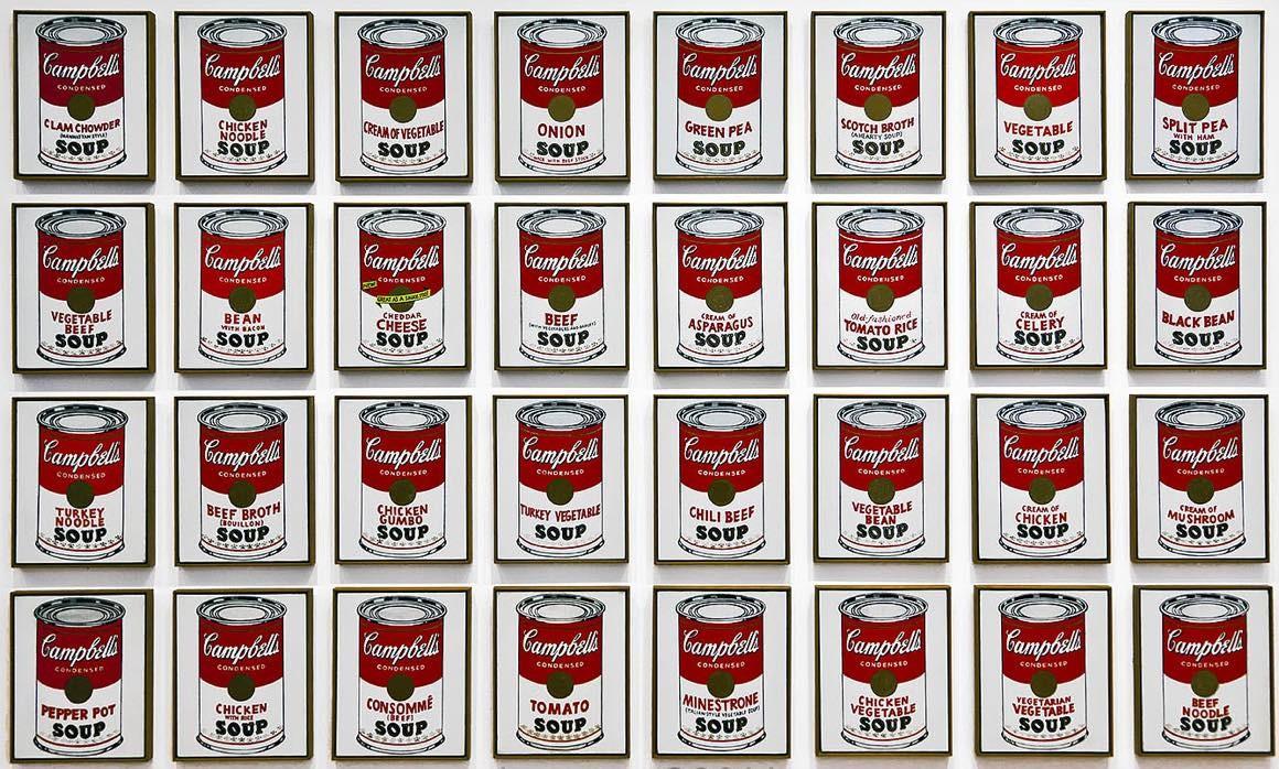 Puszka zupy Campbell | NOWY FILM NA KANALE