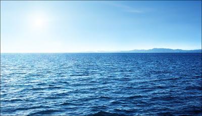 Daftar 10 Laut Terluas dan Terbesar di Dunia