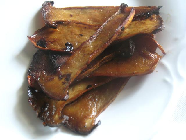 Mushroom Bacon