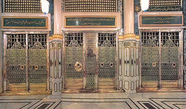 Resullulah'ın Kabri