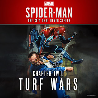 Review – Marvel's Spider-Man: Guerras Territoriais