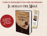 Logo Vinci gratis copia del romanzo ''Il sigillo del male''