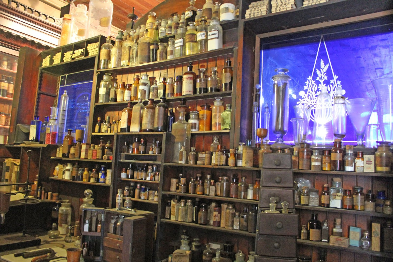 New Orleans pharmacy museum 9
