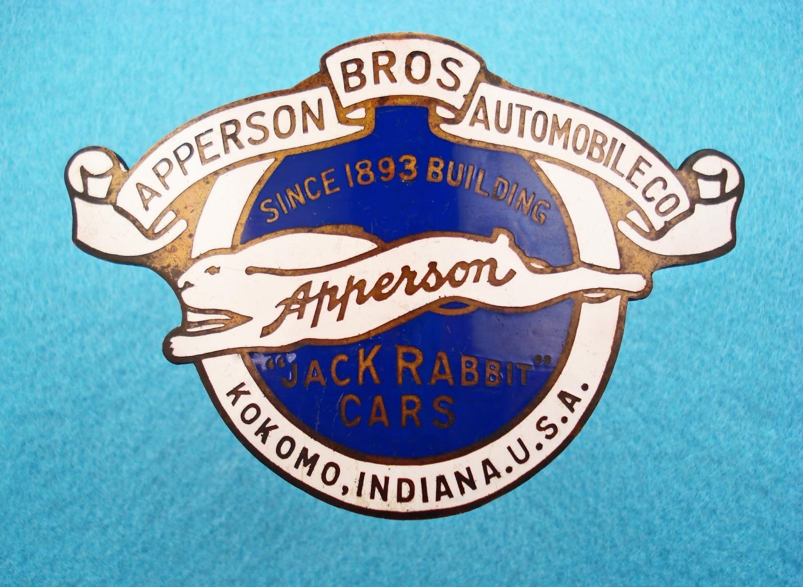 American Auto Emblems: APPERSON