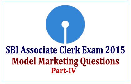 Model Marketing Questions