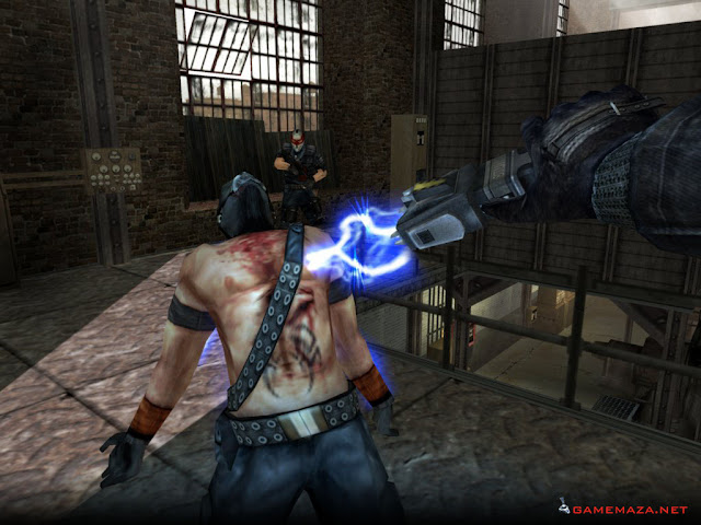 Urban Chaos Gameplay Screenshot 3