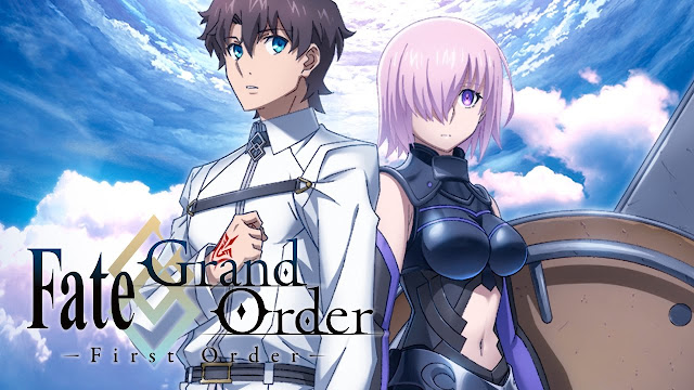 Fate Grand Order First Order