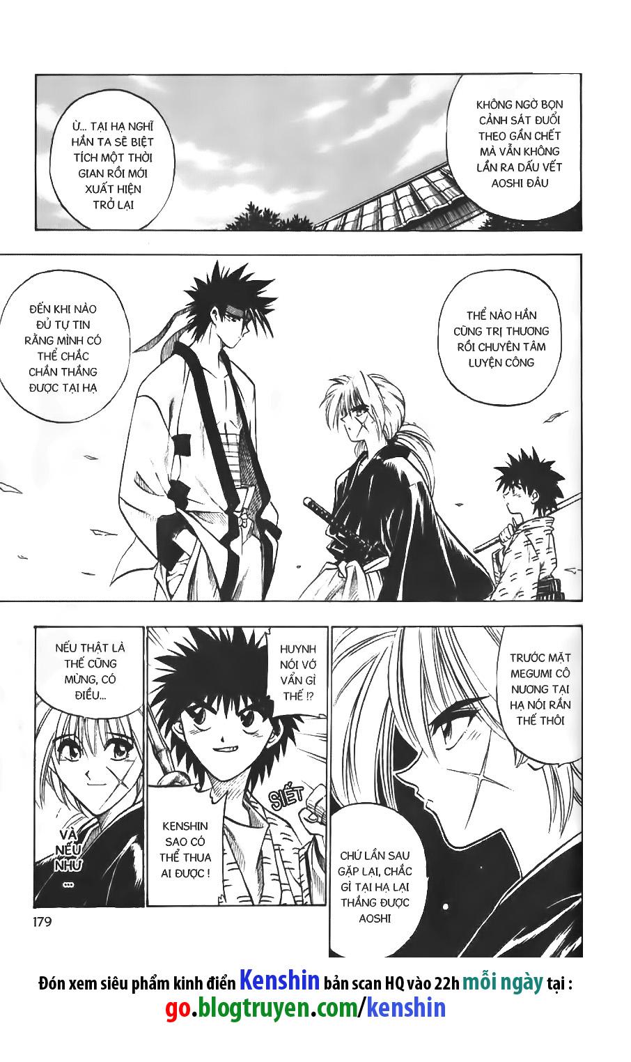 Rurouni Kenshin chap 30 trang 18