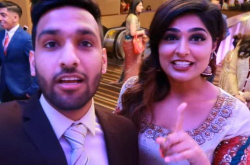zaid ali shares how behave with him at weddings