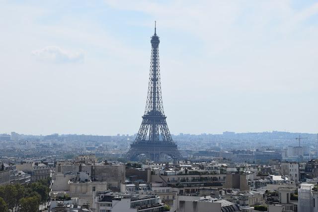 Paryż w pigułce #2 - La Tour Eiffel - nagłówek - Francuski przy kawie