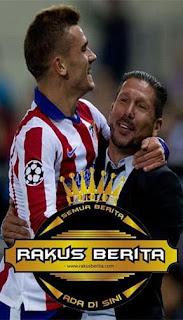 Griezmann Tidak Akan Hengkang Dari Atletico Madrid