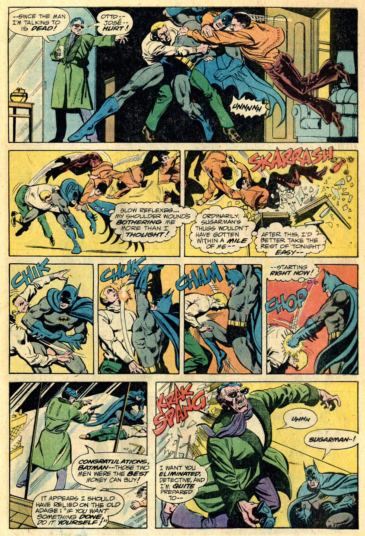 Detective Comics (1937) 463 Page 10