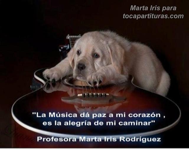 14. Mi paz y alegría. 10 Reflexiones, frases y pensamientos musicales por la Profesora Marta Iris Rodríguez Números 11-20
