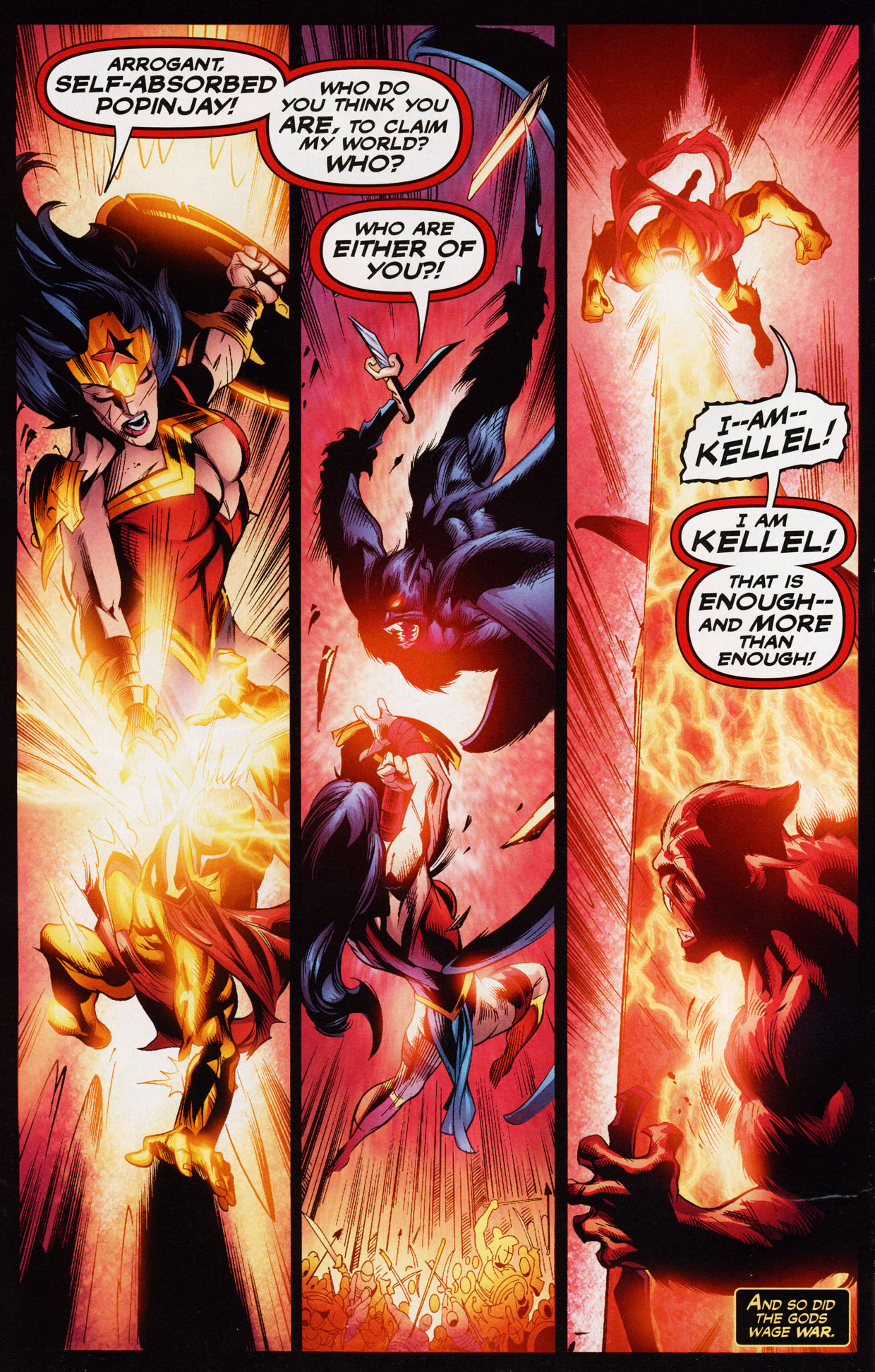 Read online Trinity (2008) comic -  Issue #37 - 5