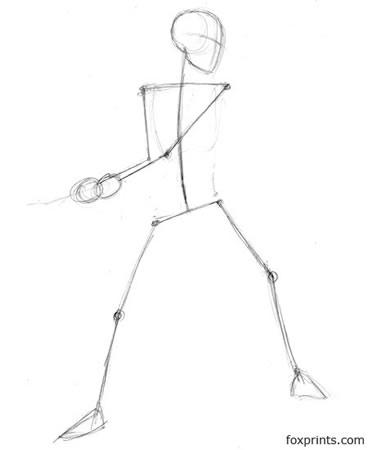 BOONMEE-ARTI3322: วิธีวาดคนเต็มตัว