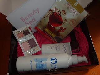 BodyBox de Septiembre, Beauty Spa