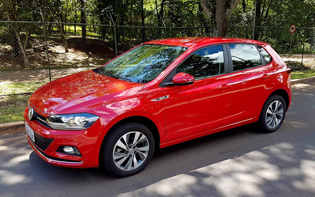 VW Polo 2019 - financiamento taxa zero