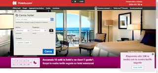 Sito Hotels.com