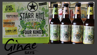 Craft Beer Menu Monday: Starr Hill Brewery