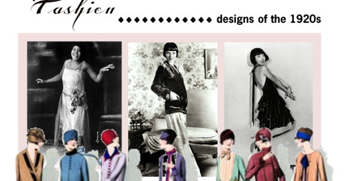 Vintage Inspired Fashion Blog 7 Famous Fashion Designers Of The 1920s