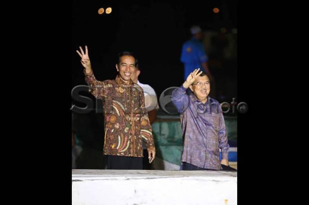 Presiden Joko Widodo (Jokowi) telah melakukan pertemuan dengan para pemimpin partai politik (parpol) pendukungnya, Koalisi Indonesia Hebat (KIH) di Istana Kepresidenan. (sindonews)