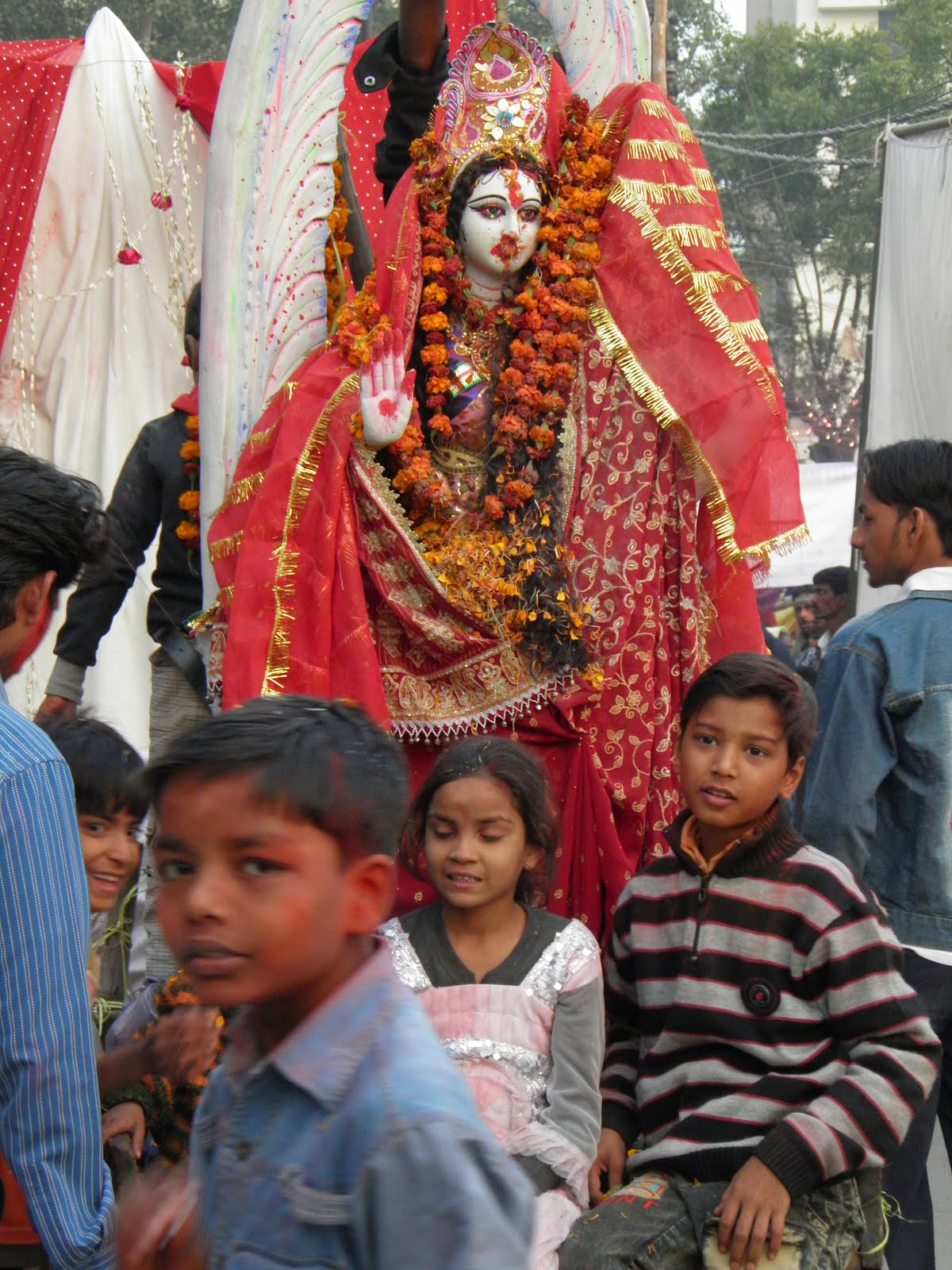 india saraswati shrines saraswati puja