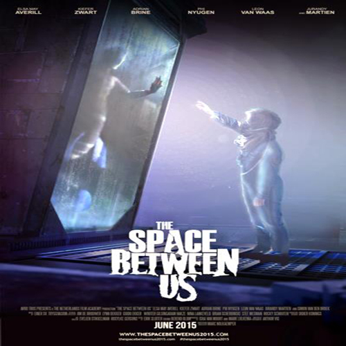 The Space Between Us Poster Film, Film The Space Between Us