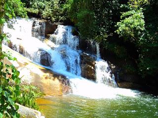 Cachoeira da Pedra Branca, Paraty