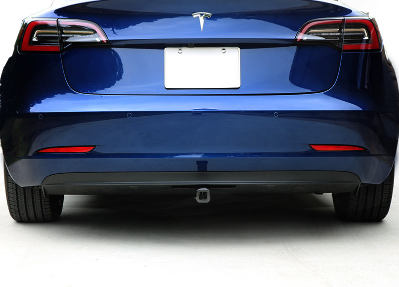 Stealth Hitches Llc Announces Product Release Of New Tesla Model 3 Hidden Hitch