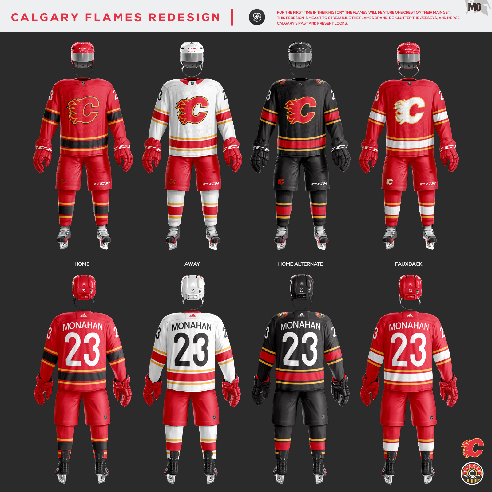 Thursday  The Golden Girls - HockeyJerseyConcepts e3d4e36e2