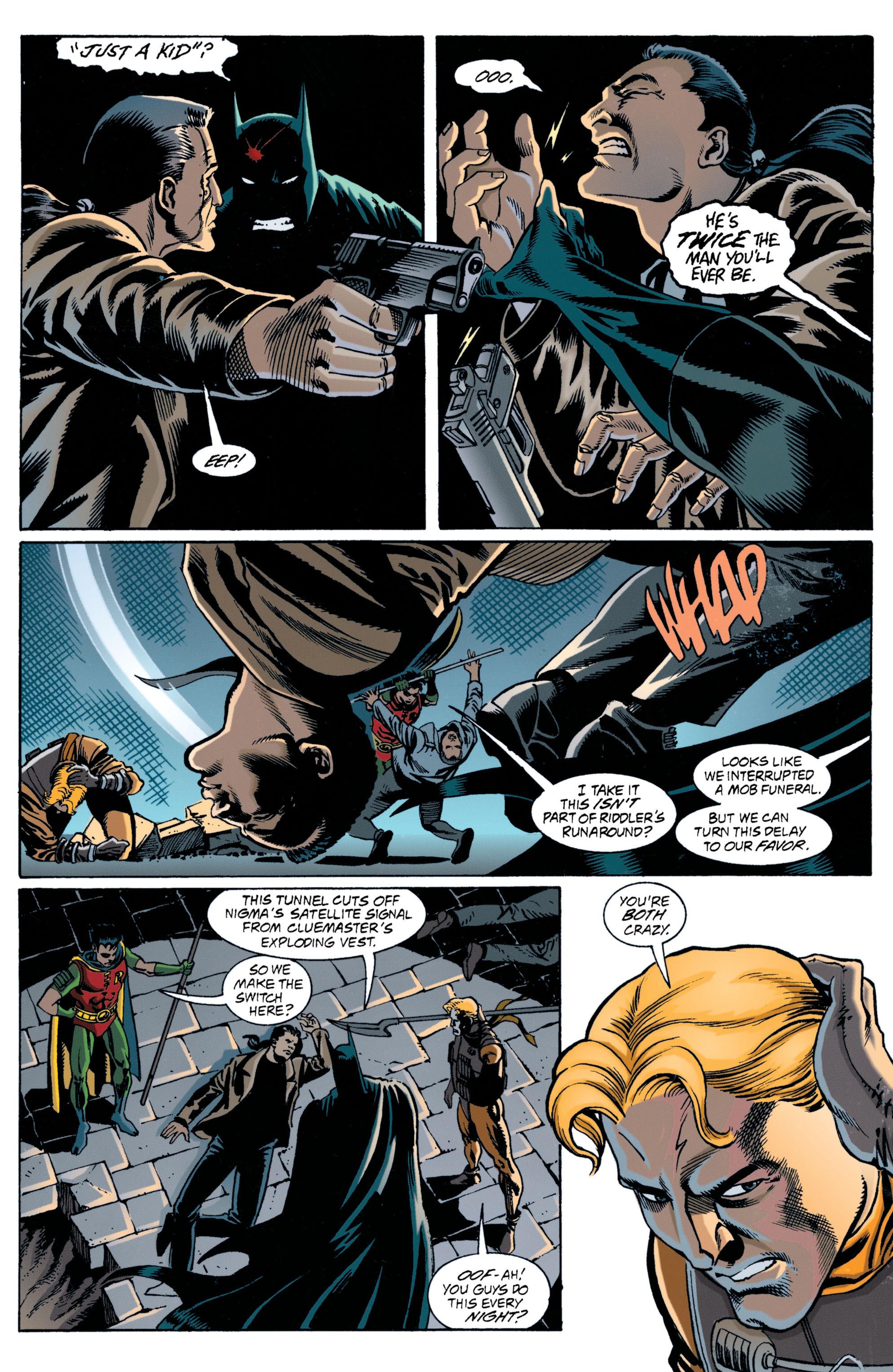 Detective Comics (1937) 707 Page 5