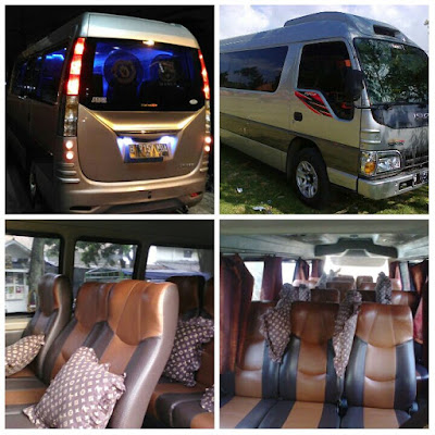 Isuzu elf 16 Seats