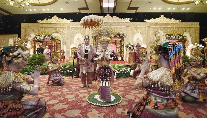 Tari Pagar Pengantin, Tarian Tradisional Dari Sumatera Selatan