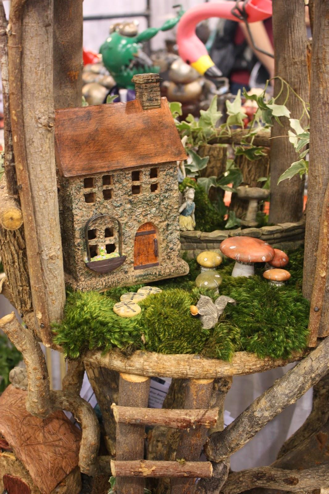 Creative Fairy Garden Ideas
