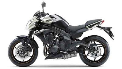 tampilan terbaru Kawasaki ER6N 2015 - 2016