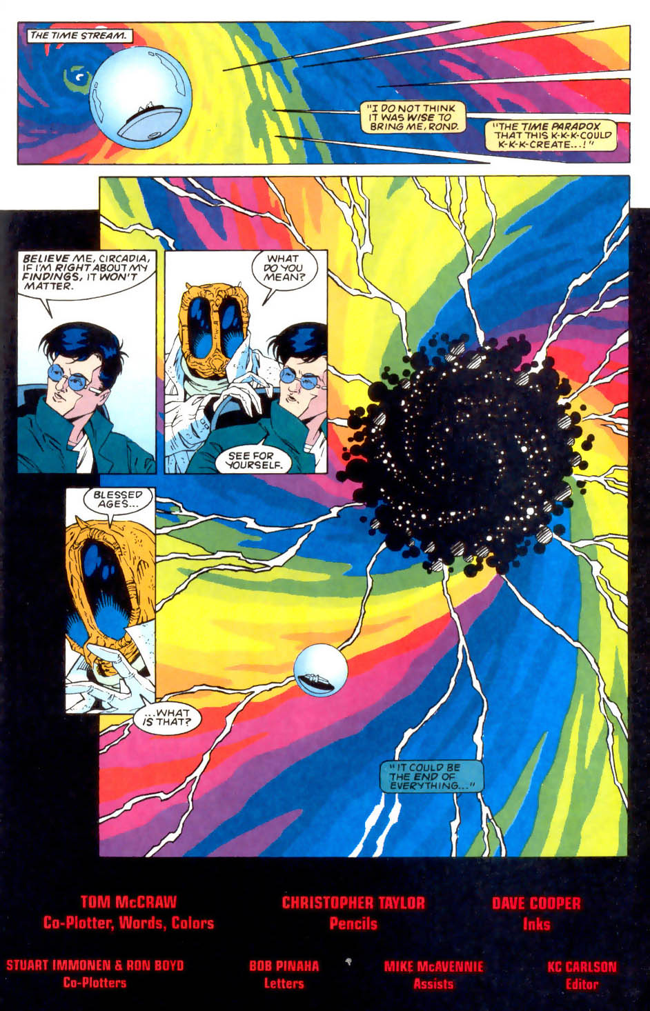 Legion of Super-Heroes (1989) 57 Page 24