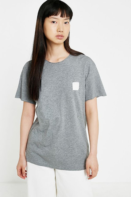 Cheap Monday Grey T-Shirt