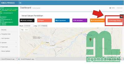 Verval SP Disetujui Kabupaten/Kota