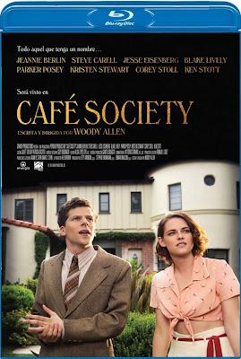 Cafe Society [2016] [DB25] [Latino]