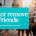 How to add or remove friends from a Facebook friends List | How do I add or remove someone from a list?